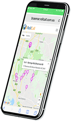 school bus management system - bus tracker